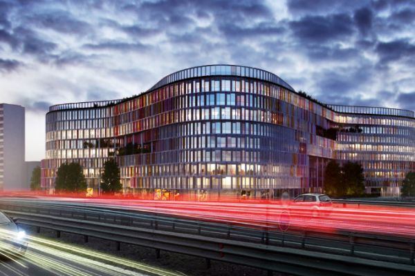 Budapest ONE Business Park - Futureal