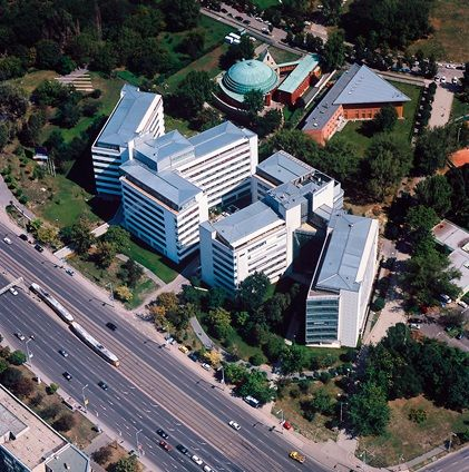 Science Park office complex