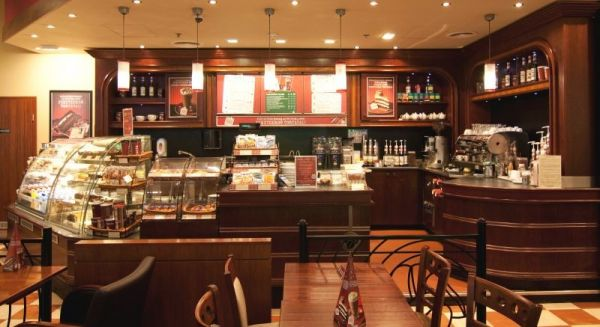 Costa Coffee Allee