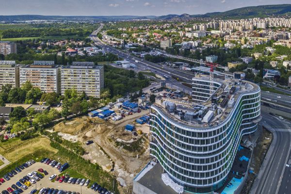Budapest ONE Business Park