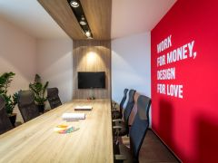 Studio of LEVEL UP Office Design